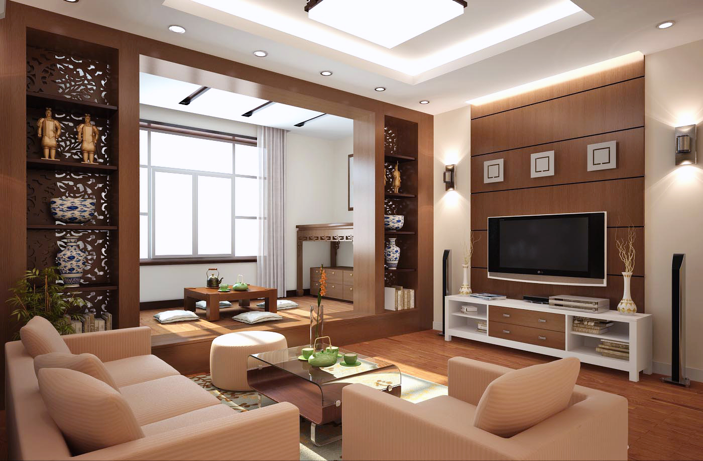Interior designers in bangalore 4 things that for Living area interior