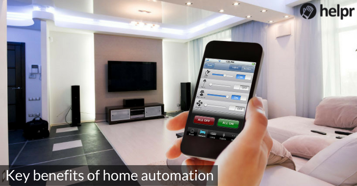 The key benefits of home automation